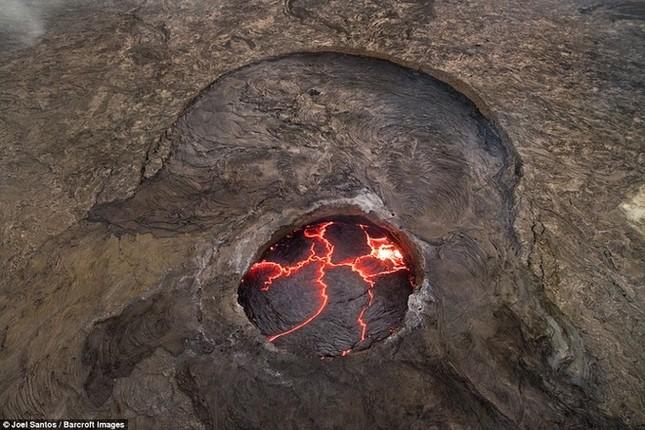 Cổng Địa ngục bùng cháy suốt trăm năm ở Ethiopia - ảnh 7