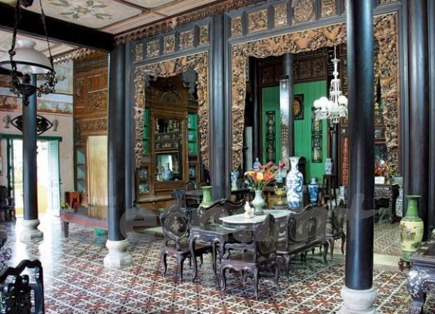 Khám phá kiến trúc Pháp cổ trong ngôi nhà gần 150 tuổi ở Cần Thơ - ảnh 4