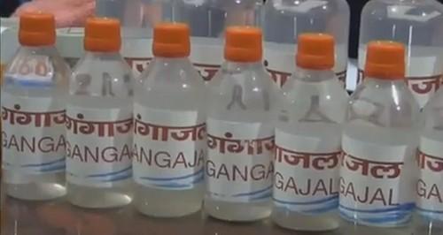Ấn Độ bán nước thánh đóng chai - ảnh 2