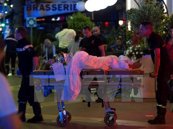Nhiều nạn nhân trẻ em trong số ít nhất 80 người chết ở Nice - ảnh 1