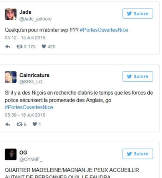 Người dân Nice mở cửa đón du khách sau vụ khủng bố ở Pháp - ảnh 1