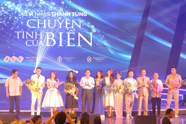 Đêm nhạc Thanh Tùng tại FLC Quy Nhơn: Khởi đầu một sức sống mới - ảnh 10