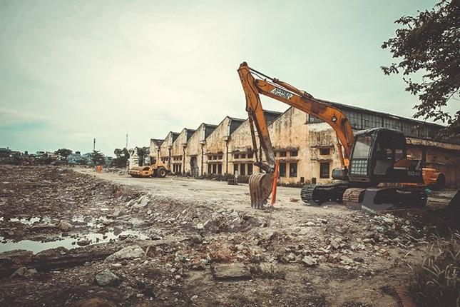 Hình ảnh lắng đọng cuối cùng về nhà máy dệt lớn nhất Đông Dương - ảnh 2