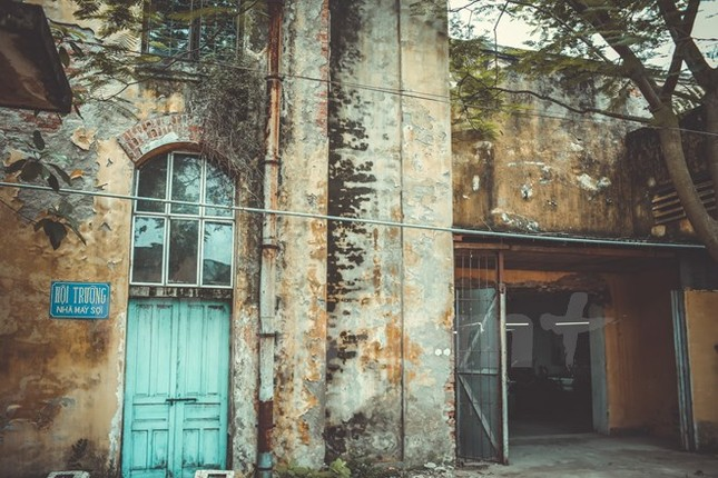 Hình ảnh lắng đọng cuối cùng về nhà máy dệt lớn nhất Đông Dương - ảnh 4