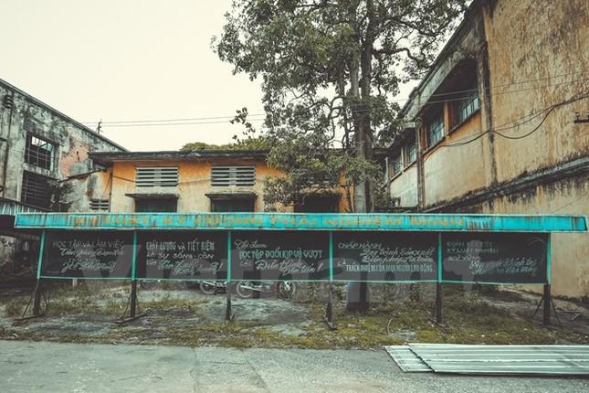 Hình ảnh lắng đọng cuối cùng về nhà máy dệt lớn nhất Đông Dương - ảnh 5