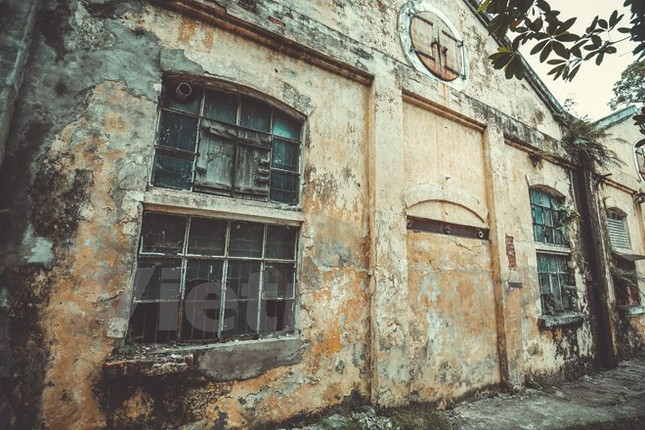 Hình ảnh lắng đọng cuối cùng về nhà máy dệt lớn nhất Đông Dương - ảnh 7