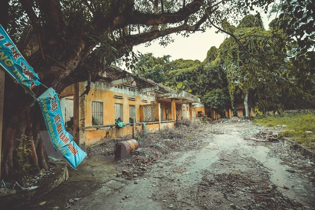 Hình ảnh lắng đọng cuối cùng về nhà máy dệt lớn nhất Đông Dương - ảnh 8