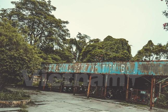 Hình ảnh lắng đọng cuối cùng về nhà máy dệt lớn nhất Đông Dương - ảnh 9