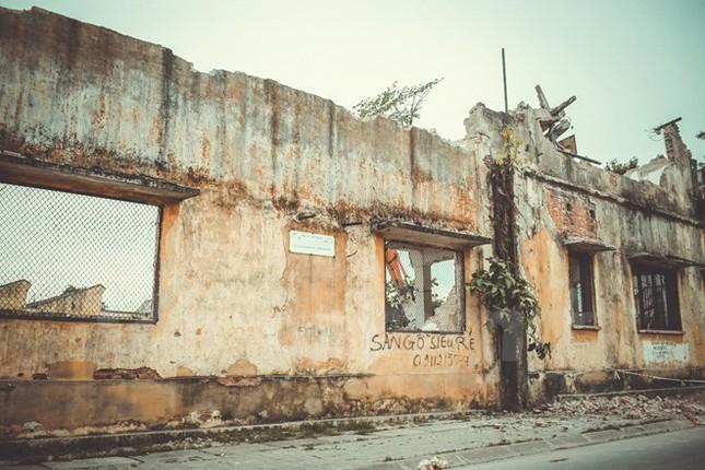 Hình ảnh lắng đọng cuối cùng về nhà máy dệt lớn nhất Đông Dương - ảnh 10