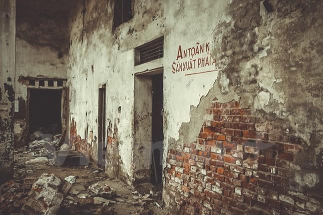 Hình ảnh lắng đọng cuối cùng về nhà máy dệt lớn nhất Đông Dương - ảnh 11