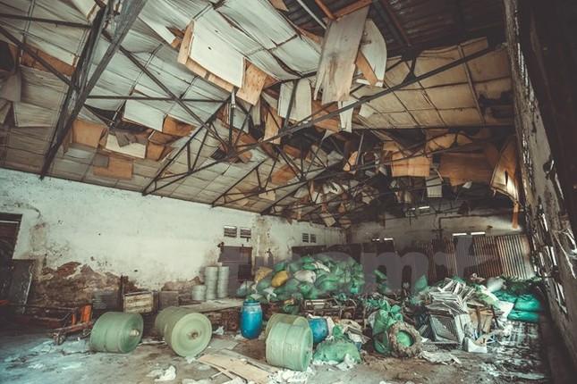 Hình ảnh lắng đọng cuối cùng về nhà máy dệt lớn nhất Đông Dương - ảnh 12