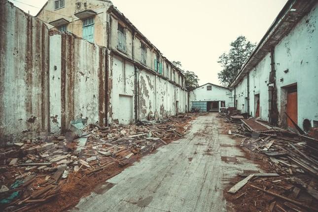 Hình ảnh lắng đọng cuối cùng về nhà máy dệt lớn nhất Đông Dương - ảnh 13