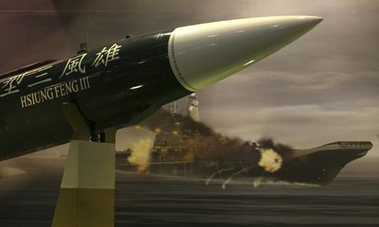 Đài Loan phóng nhầm tên lửa về phía Trung Quốc như thế nào - ảnh 1