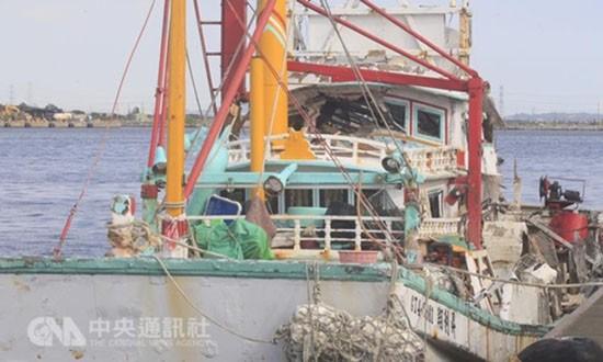 Xác định danh tính người Việt bị thương trên tàu cá trúng tên lửa - ảnh 1