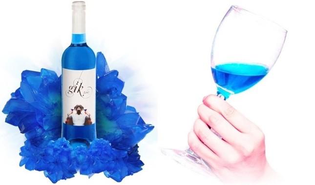 Rượu vang xanh đầu tiên trên thế giới - ảnh 2