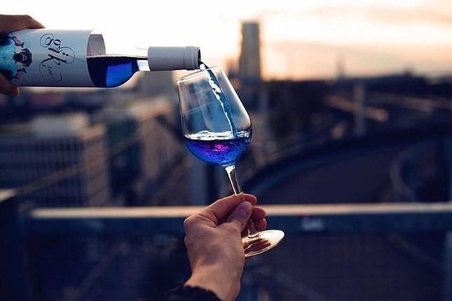 Rượu vang xanh đầu tiên trên thế giới - ảnh 4