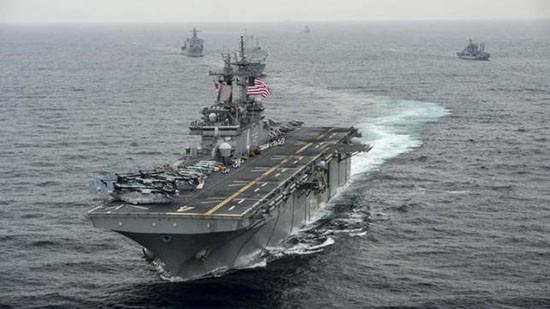 Mỹ sẽ tiếp tục hoạt động ở Biển Đông - ảnh 1