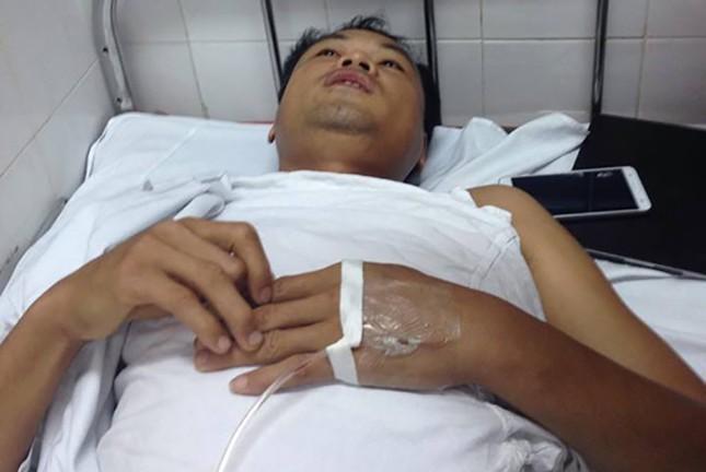 Tạm đình chỉ công tác kíp mổ nhầm chân bệnh nhân Hà Nội - ảnh 1
