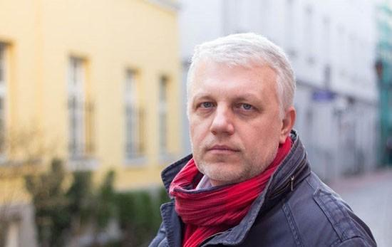Nhà báo nổi tiếng tử nạn ở Ukraine vì bị cài bom xe - ảnh 1
