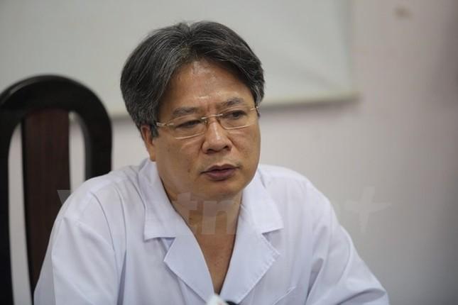 Bộ Y tế lên tiếng trước vụ mổ nhầm chân ở bệnh viện Việt Đức - ảnh 1