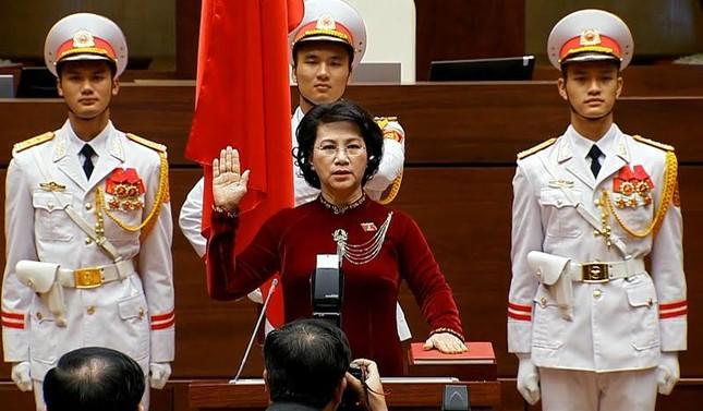 Chủ tịch Quốc hội: Vì danh dự và lòng tự hào dân tộc - ảnh 1