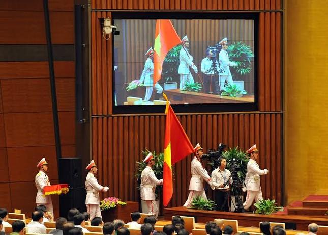 Chủ tịch Quốc hội: Vì danh dự và lòng tự hào dân tộc - ảnh 3