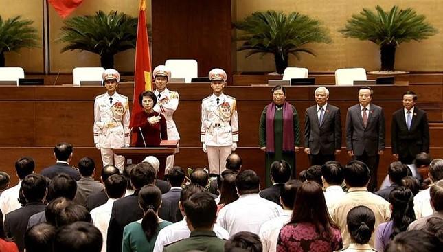 Chủ tịch Quốc hội: Vì danh dự và lòng tự hào dân tộc - ảnh 4