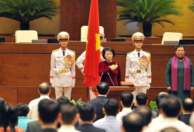 Chủ tịch Quốc hội: Vì danh dự và lòng tự hào dân tộc - ảnh 6