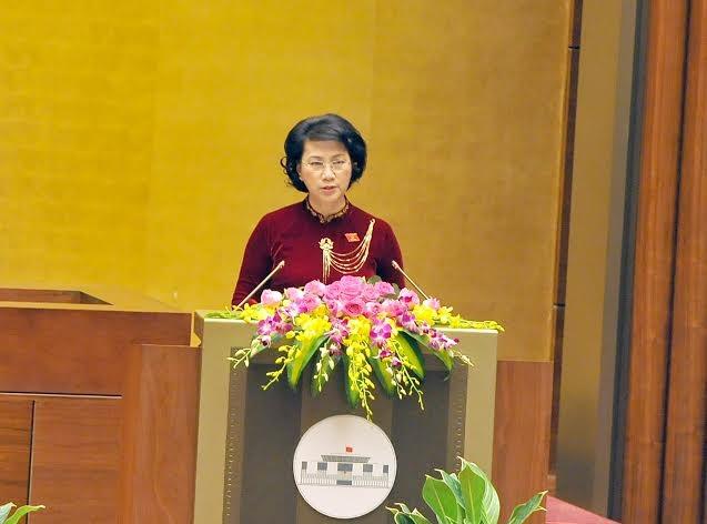 Chủ tịch Quốc hội: Vì danh dự và lòng tự hào dân tộc - ảnh 7