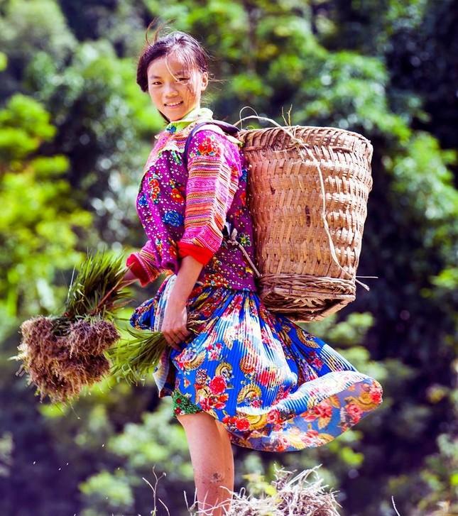 Tuyệt tác ruộng bậc thang Hoàng Su Phì mùa nước đổ - ảnh 11