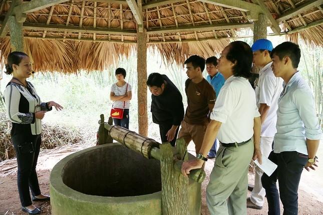 Ngôi làng ba tầng nằm sâu trong lòng đất 22 m - ảnh 3