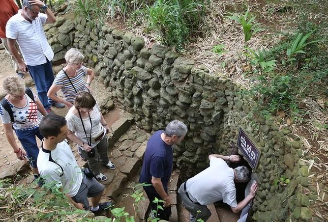 Ngôi làng ba tầng nằm sâu trong lòng đất 22 m - ảnh 4