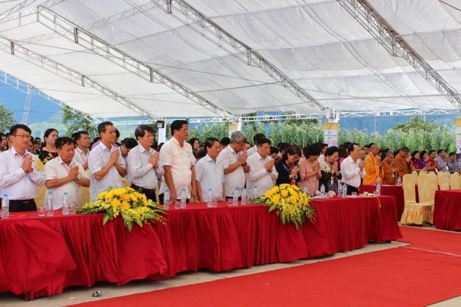 Lào Cai: Hàng nghìn người dự lễ rót đồng tượng Quan Thế Âm Bồ Tát - ảnh 2