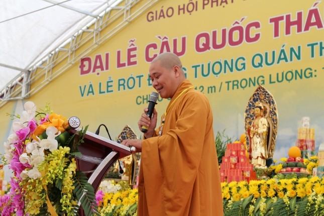 Lào Cai: Hàng nghìn người dự lễ rót đồng tượng Quan Thế Âm Bồ Tát - ảnh 5