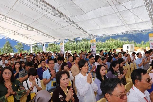 Lào Cai: Hàng nghìn người dự lễ rót đồng tượng Quan Thế Âm Bồ Tát - ảnh 6
