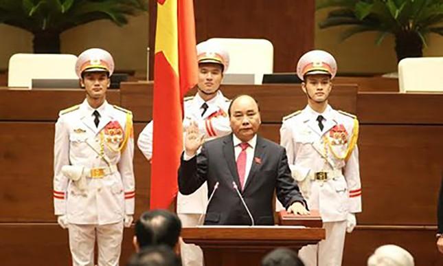 Thủ tướng Nguyễn Xuân Phúc tái đắc cử - ảnh 1