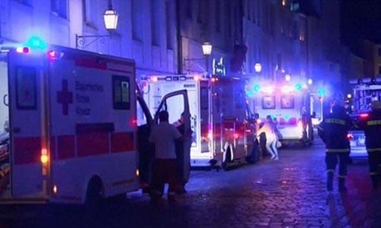 Kẻ kích nổ quán bar Đức 'tuyên bố trung thành với IS' - ảnh 1