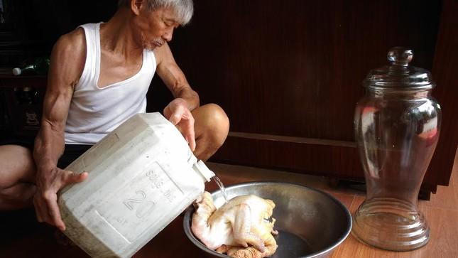 Gà Đông Tảo 60 triệu: Quá yêu đem ngâm rượu ngắm - ảnh 2