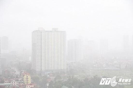 Mái tôn bay, cửa kính bị giật tung trong bão lớn - ảnh 10