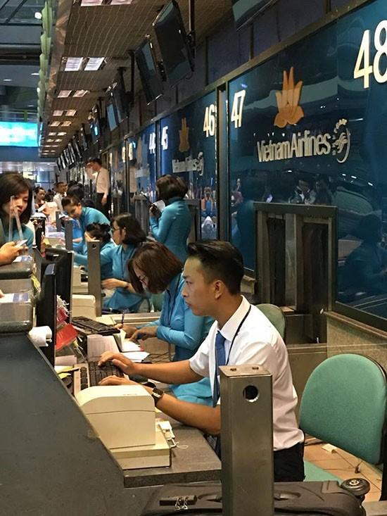 Công an vào cuộc vụ 'tín hiệu lạ' chèn sóng tại sân bay Nội Bài - ảnh 2