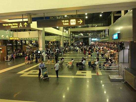 Công an vào cuộc vụ 'tín hiệu lạ' chèn sóng tại sân bay Nội Bài - ảnh 3