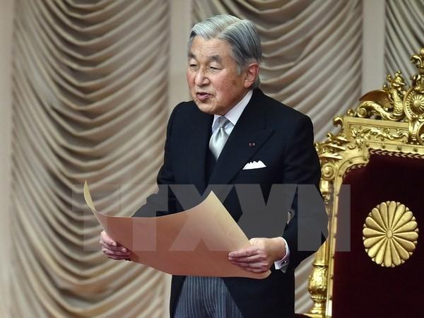 Đài NHK: Nhật hoàng có thể công bố thoái vị vào tháng 8/2016 - ảnh 1