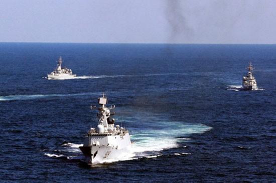 Trung Quốc sắp tập trận trái phép ở Hoàng Sa - ảnh 1