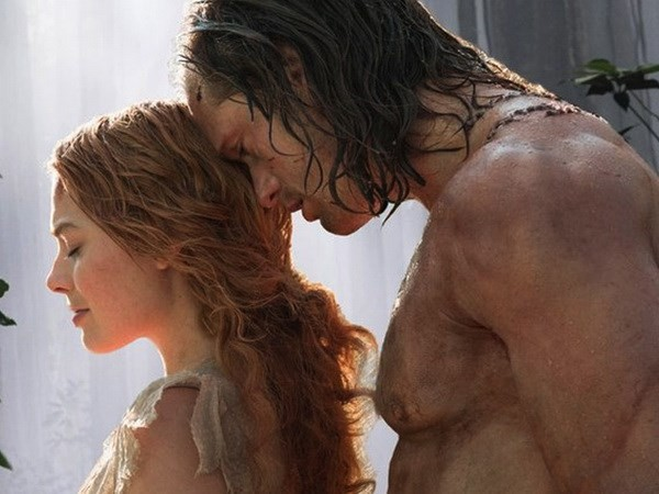 Huyền thoại Tarzan đem đến diện mạo mới cho 'Chúa tể rừng xanh' - ảnh 1