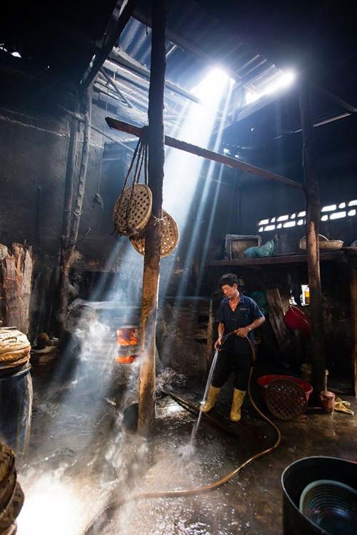 Làng nghề hấp cá ở Quy Nhơn - ảnh 10