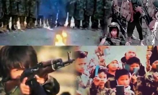 IS tung video tuyên chiến với Malaysia và Indonesia - ảnh 1