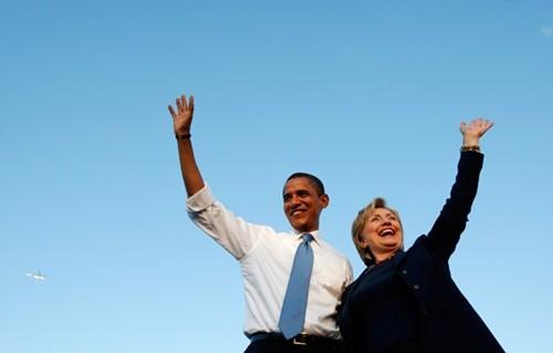 Obama - Clinton, từ kình địch thành đồng minh - ảnh 3