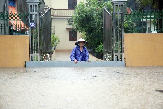 Mưa dữ dội ở Quảng Ninh, 1 người chết, 1 bị thương - ảnh 3