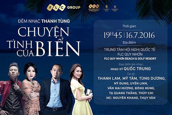 Quốc Trung – Thanh Lam tái hợp trong đêm nhạc Thanh Tùng - ảnh 1