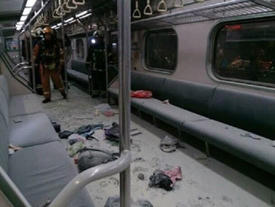 Một người Việt bị thương trong vụ nổ tàu khách Đài Loan - ảnh 1
